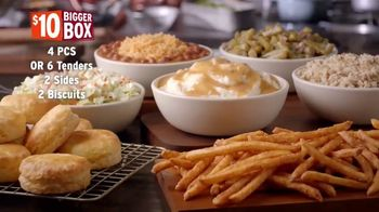 Popeyes $10 Bigger Box TV Spot, 'More Is More' - Thumbnail 6
