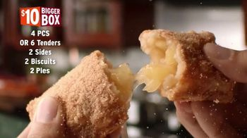 Popeyes $10 Bigger Box TV Spot, 'More Is More' - Thumbnail 7