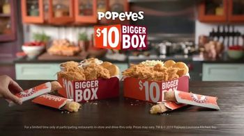 Popeyes $10 Bigger Box TV Spot, 'More Is More' - Thumbnail 8