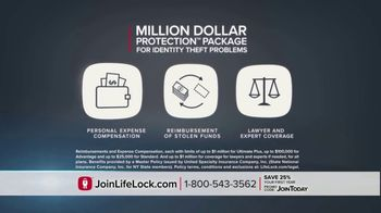 LifeLock TV Spot, 'DSP1 V2B Tom120 25' - Thumbnail 6