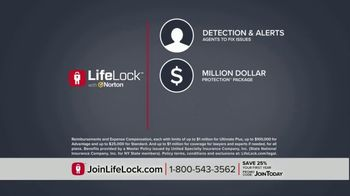 LifeLock TV Spot, 'DSP1 V2B Tom120 25' - Thumbnail 8