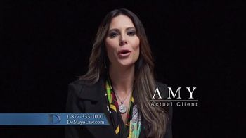 Law Offices of Michael A. DeMayo TV Spot, 'Frightening'