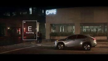 Lexus TV Spot, 'Elements' [T2] - 399 commercial airings