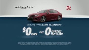 AutoNation TV Spot, 'Reputation Score: 2019 Toyota Camry' - Thumbnail 4
