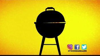 North Texas Honda Dealers TV Spot, 'BBQ gratis' [Spanish] [T2] - Thumbnail 1
