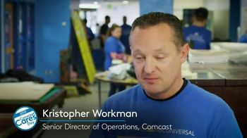Comcast Corporation TV Spot, '2019 Comcast Cares Day: Spokane' - Thumbnail 2