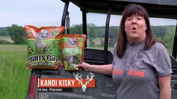 Antler King TV Spot, 'Food Plot' Featuring Don Kisky, Justin Olk, Kip Campbell - Thumbnail 7