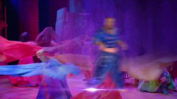 Aladdin the Musical TV Spot, 'It's Time to Get Your Wish On'