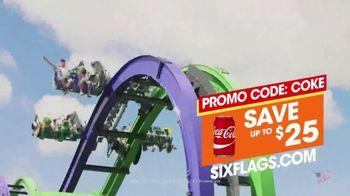Six Flags Over Texas TV Spot, 'Bigger, Faster, Higher' - Thumbnail 10