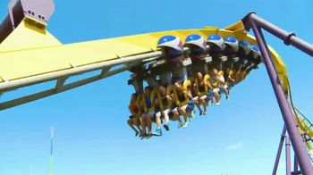 Six Flags Over Texas TV Spot, 'Bigger, Faster, Higher' - Thumbnail 3