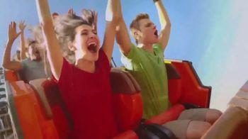 Six Flags Over Texas TV Spot, 'Bigger, Faster, Higher' - Thumbnail 4