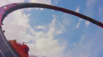 Six Flags Over Texas TV Spot, 'Bigger, Faster, Higher' - Thumbnail 6
