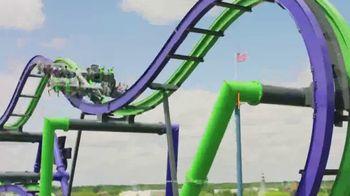 Six Flags Over Texas TV Spot, 'Bigger, Faster, Higher' - Thumbnail 9