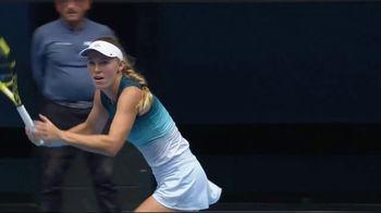 Tennis Industry Association TV Spot, 'Tips: Restring Racquet' Feat. Caroline Wozniacki - 77 commercial airings