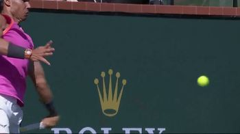 Tennis Industry Association TV Spot, 'Tips: Restring Racquet' Feat. Caroline Wozniacki - Thumbnail 3
