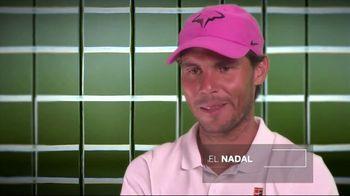 Tennis Industry Association TV Spot, 'Tips: Restring Racquet' Feat. Caroline Wozniacki - Thumbnail 4