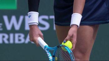 Tennis Industry Association TV Spot, 'Tips: Restring Racquet' Feat. Caroline Wozniacki - Thumbnail 5