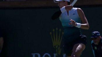 Tennis Industry Association TV Spot, 'Tips: Restring Racquet' Feat. Caroline Wozniacki - Thumbnail 6