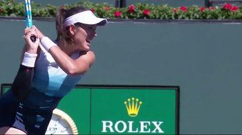 Tennis Industry Association TV Spot, 'Tips: Restring Racquet' Feat. Caroline Wozniacki - Thumbnail 8