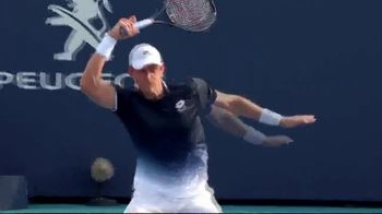 Tennis Industry Association TV Spot, 'Tips: Restring Racquets' Featuring Kevin Anderson - Thumbnail 3