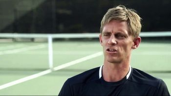 Tennis Industry Association TV Spot, 'Tips: Changing Racquets' Featuring Kevin Anderson - Thumbnail 4
