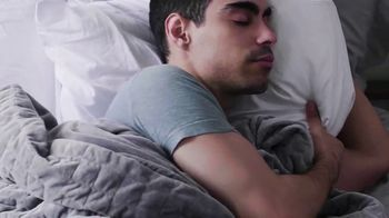 Gravity Blanket TV Spot, 'Revolution in Sleep: Save 20 Percent'