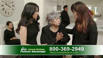 Lincoln Heritage Funeral Advantage TV Spot, 'Papá' [Spanish] - Thumbnail 3