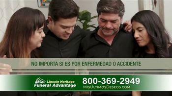 Lincoln Heritage Funeral Advantage TV Spot, 'Papá' [Spanish] - Thumbnail 6