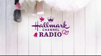 SiriusXM Satellite Radio TV Spot, 'Hallmark Channel Radio: June Weddings' - Thumbnail 1