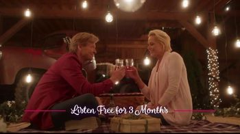 SiriusXM Satellite Radio TV Spot, 'Hallmark Channel Radio: June Weddings'