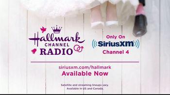 SiriusXM Satellite Radio TV Spot, 'Hallmark Channel Radio: June Weddings' - Thumbnail 7