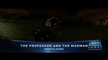 DIRECTV Cinema TV Spot, 'The Professor and the Madman' - Thumbnail 3