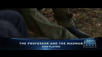 DIRECTV Cinema TV Spot, 'The Professor and the Madman' - Thumbnail 6