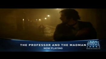 DIRECTV Cinema TV Spot, 'The Professor and the Madman' - Thumbnail 8
