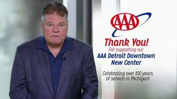 AAA TV Spot, 'Detroit: Thank You' - Thumbnail 3