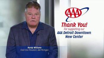 AAA TV Spot, 'Detroit: Thank You' - Thumbnail 1