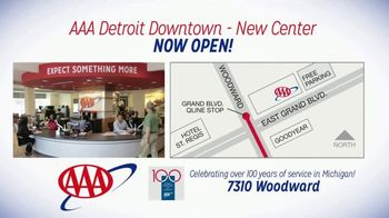 AAA TV Spot, 'Detroit: Thank You' - Thumbnail 2