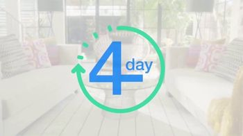 Overstock.com Flash Sale TV Spot, 'Four Days Only' - Thumbnail 2