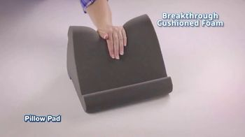 Pillow Pad TV Spot, 'Holds All Devices' - Thumbnail 4