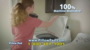Pillow Pad TV Spot, 'Holds All Devices' - Thumbnail 8