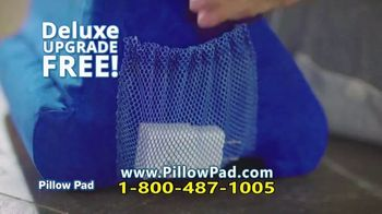 Pillow Pad TV Spot, 'Holds All Devices' - Thumbnail 9