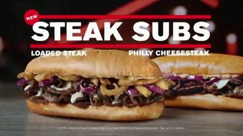 Checkers & Rally's TV Spot, 'Steak Subs and Wicked Strawberry Cones' - Thumbnail 4