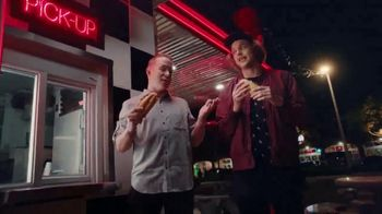 Checkers & Rally's TV Spot, 'Steak Subs and Wicked Strawberry Cones'