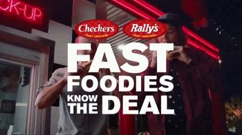 Checkers & Rally's TV Spot, 'Steak Subs and Wicked Strawberry Cones' - Thumbnail 9