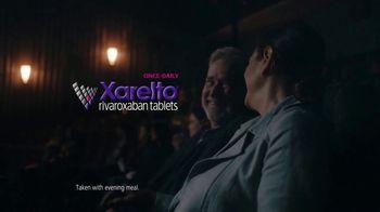 Xarelto TV Spot, 'Not Today: Movie Theater' - Thumbnail 4