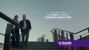 Xarelto TV Spot, 'Not Today: Movie Theater' - Thumbnail 5