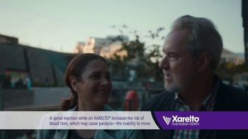 Xarelto TV Spot, 'Not Today: Movie Theater' - Thumbnail 6