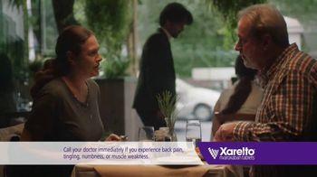 Xarelto TV Spot, 'Not Today: Movie Theater' - Thumbnail 8