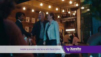 Xarelto TV Spot, 'Not Today: Movie Theater' - Thumbnail 9