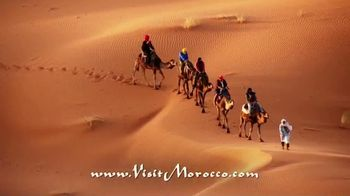 Moroccan National Tourist Office TV Spot, 'Breathtaking Infrastructures' - 79 commercial airings